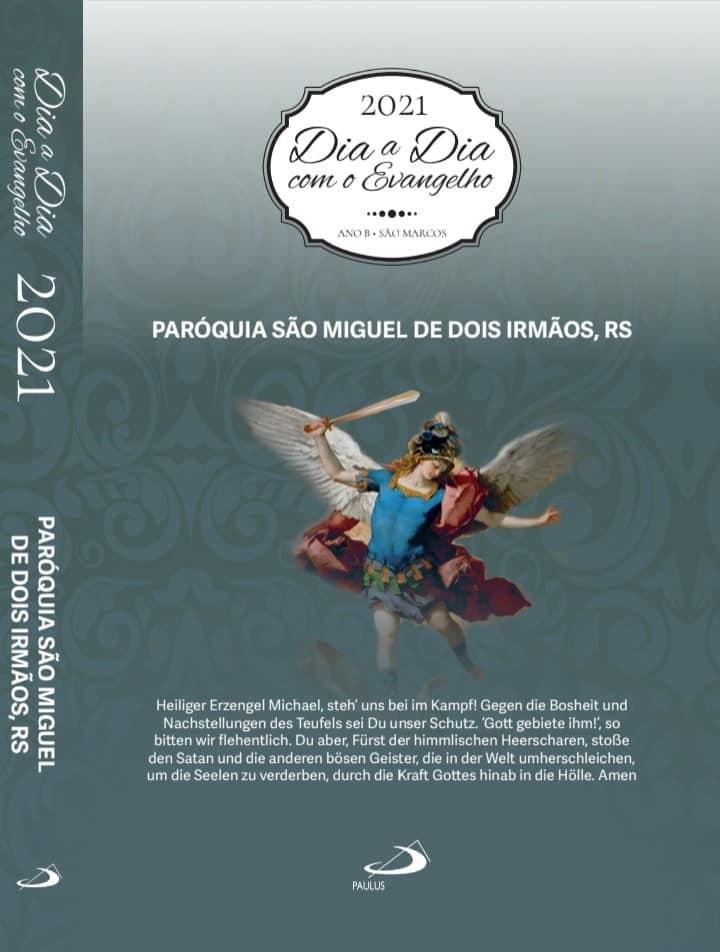 Agenda 2021 da Paróquia São Miguel
