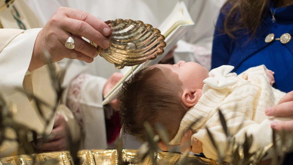 Preparação para pais e padrinhos para os Batizados